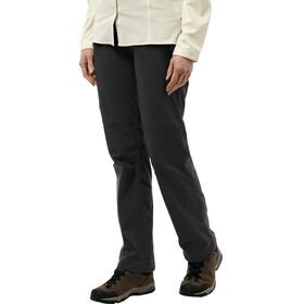Craghoppers NosiLife Pro lange broek Dames Short zwart